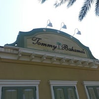 Photo taken at Tommy Bahama Store & Restaurant by Robyn on 8/31/2013