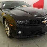 Photo taken at Chevrolet Dahruj by Robson W. on 5/31/2013