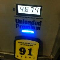 Photo taken at USA Gas Station by MrDaveyBair on 10/7/2012