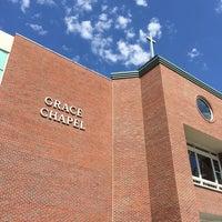 Photo taken at Grace Chapel by Alice A. on 7/19/2015