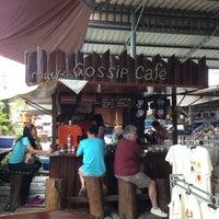 Photo taken at Gossip Coffee by Sandra K. on 4/14/2013