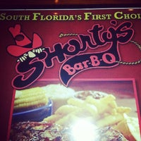 Photo taken at Shorty's BBQ by Diego B. on 9/19/2012