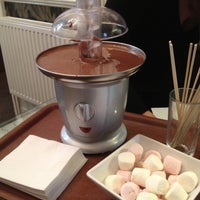 Photo taken at The Chocolate Boutique Hotel by Nina P. on 11/10/2012