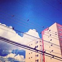 Photo taken at São Bernardo by Murillo P. on 12/21/2013