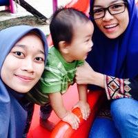 Photo taken at Playground Pantai Teluk Ketapang by Farah H. on 8/10/2016