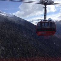 Photo taken at PEAK 2 PEAK Gondola by Brian P. on 3/4/2013