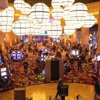 Photo taken at Hollywood Casino at Kansas Speedway by Chris K. on 3/2/2013