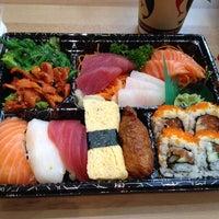Photo taken at Sushi Sushi by Mama I. on 12/28/2013