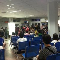 Photo taken at Departure Hall Ferry Terminal Batam Centre by Iwan T. on 6/2/2013