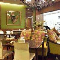 Photo taken at Kafe Betawi by Iwan T. on 6/21/2014