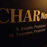 Photo taken at Char No. 4 by Christopher P. on 10/15/2012