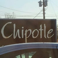 Photo taken at Chipotle Mexican Grill by Kailey K. on 4/22/2013