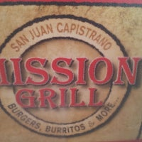 Photo taken at Mission Grill by mariann f. on 3/25/2013