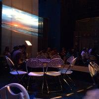 Photo taken at Teatro Victoria Espinosa by Julio B. on 10/26/2013