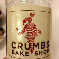 Photo taken at Crumbs Bake Shop by Julio B. on 11/20/2012