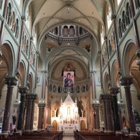 Photo taken at Basilica of Our Lady of Perpetual Help by Michael P. on 7/26/2015