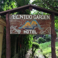 Photo taken at El Nido Garden by John on 7/27/2013
