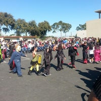 Photo taken at Lugo elementary by Ronald A. on 10/31/2013