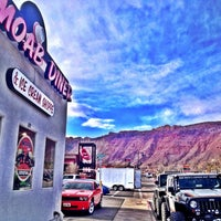 Photo taken at Moab Diner by Craig G. on 3/23/2013