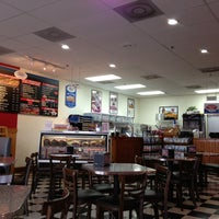 Photo taken at Lenny's Sub Shop by Daniel on 1/15/2013