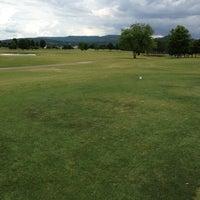 Photo taken at Becky Peirce Municipal Golf Course by Daniel on 6/2/2013