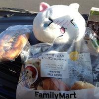 Photo taken at FamilyMart by みるきぃ 中. on 6/1/2016
