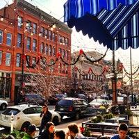 Foto scattata a The Market Cafe da Spence S. il 12/13/2012
