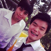 Photo taken at Siam University International College by Poramate S. on 4/7/2013