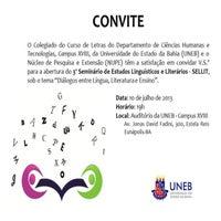 Photo taken at UNEB - Universidade do Estado da Bahia by Junior A. on 7/10/2013