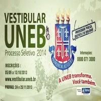 Photo taken at UNEB - Universidade do Estado da Bahia by Junior A. on 9/25/2013