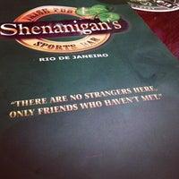 Photo taken at Shenanigan's by Rafael C. on 4/30/2013