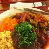 Photo taken at Restaurante À Mineira by Rafael C. on 10/11/2012