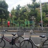 Photo taken at 東高津公園 by Tomo🍋 on 11/24/2015