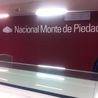 Photo taken at Nacional Monte de Piedad I. A. P. by Verónica V. on 4/15/2013