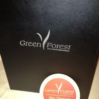Photo taken at Green Forest Brazilian Restaurant by Amanda S. on 1/31/2013