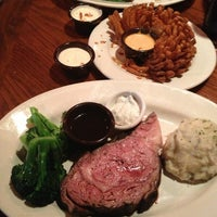 Photo taken at Outback Steakhouse by Samantha P. on 1/19/2013