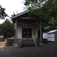 Photo taken at 小笠原神社 by muto .. on 9/16/2015