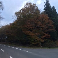 Photo taken at 旧網張街道 by Tsutomu Y. on 10/31/2013