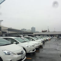 Photo taken at 盛岡駅西口地区駐車場 by Tsutomu Y. on 10/21/2014