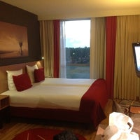 Photo taken at Park Plaza Hotels Europe by Jo L. on 9/18/2013