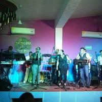 Photo taken at La Nopalera Very Nais by Edgar L. on 6/13/2014