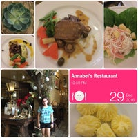 Photo taken at Annabelle's Restaurant by Haidee G. on 12/29/2015