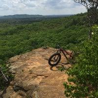 Photo taken at Levis Trow Mountain Bike Trail by Shrek on 5/24/2016