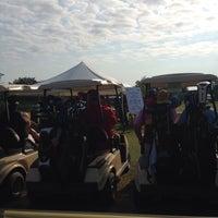 Photo taken at Bridgewood Golf Course by Shrek on 8/19/2013