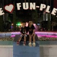 Photo taken at Fun-Plex by May G. on 8/6/2017