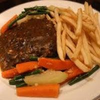 Photo taken at Obonk Steak & Ribs by Aria R. on 12/14/2012