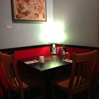 Photo taken at Blue Plate Diner by Cameron F. on 1/27/2013