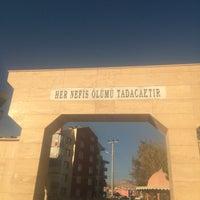 Photo taken at Hocacihan Mezarlığı by Mevlüt F. on 11/4/2016