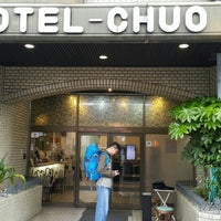 Photo taken at Hotel Chuo by Vicky B. on 4/20/2016