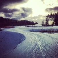 Photo taken at Reiņa Trase by Elina V. on 2/1/2013